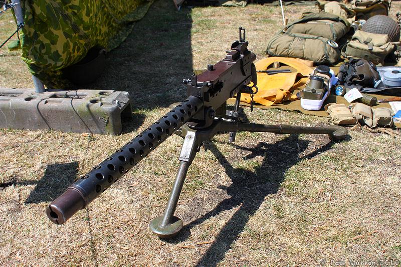 IMG 0327 M1919 30 Cal Browning Machine Gun