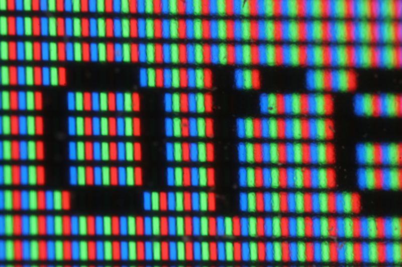 Photo 20d 0019 Tft Pixel Closeup